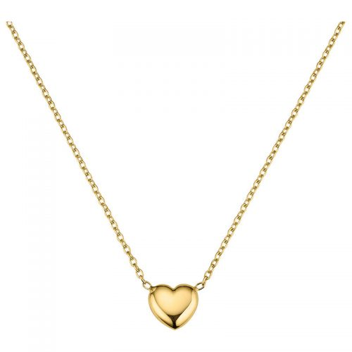 Gold Collier Herz