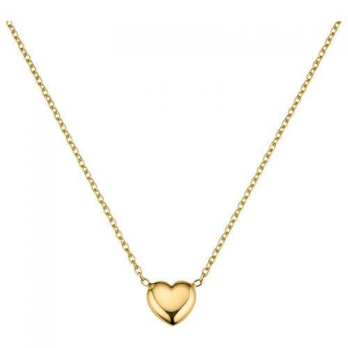 Gold Collier Herz