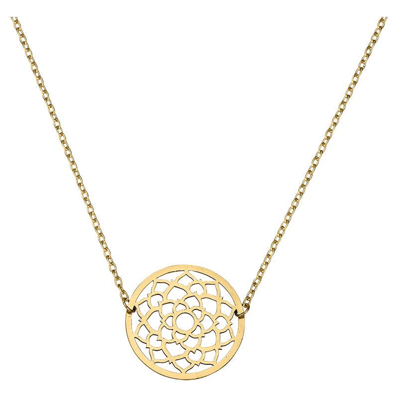 Gold Collier Mandala