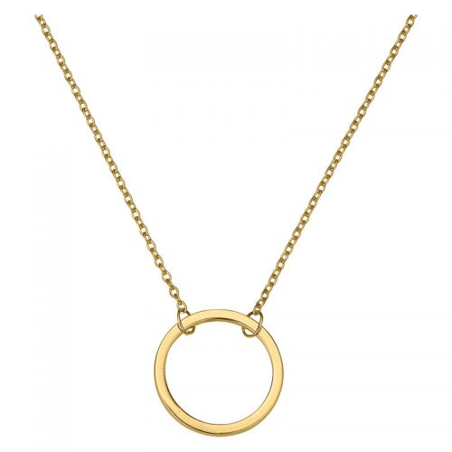 Gold Collier Ring