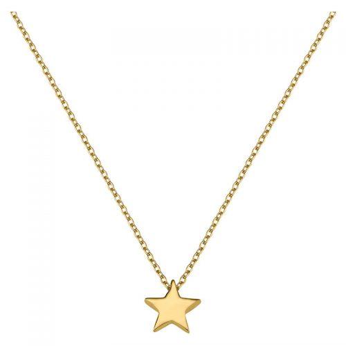 Gold collier Stern