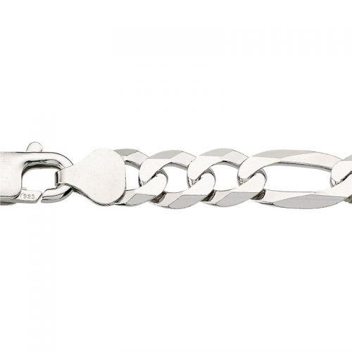 Herrenarmband Silber 50 cm 7,5 mm