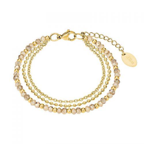 s'Oliver Armband gold