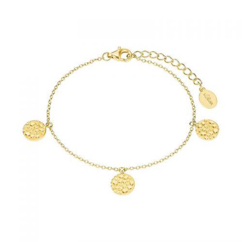 s'Oliver armband vergoldet