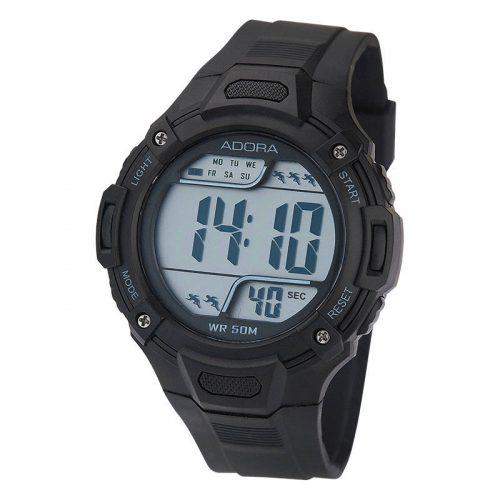 ArmbanduhrDigitalanzeigeschwarz